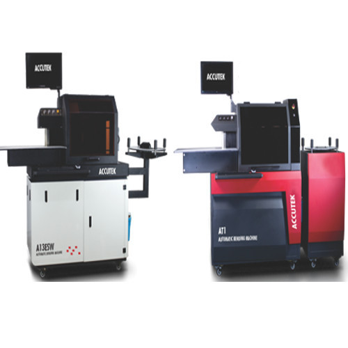 cnc channel letter bending machine at rs 950000 unit jadavpur