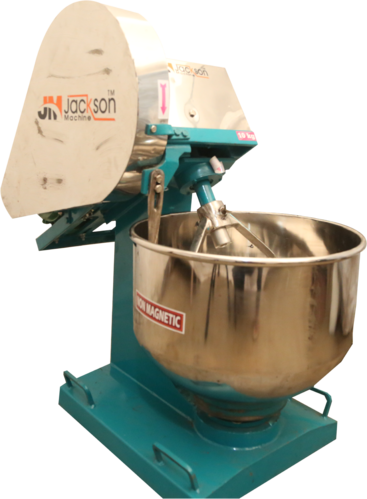 Stainless Steel Semi Automatic 1 Hp Industrial Dough ...
