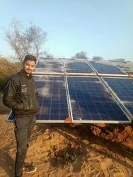 According to Head 5hp Solar Water Pump System