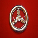 319 Stainless Steel Star Ring Gate