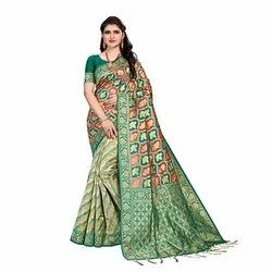 320 Art Silk Saree