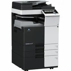 25-30 Ppm Konica Minolta Bizhub C258 Multifunction Printer