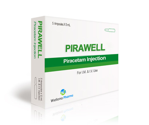 Piracetam Injection At Rs 10 Box Pharmaceutical Injectables Id