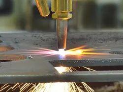 Iron Plate Cutting Service