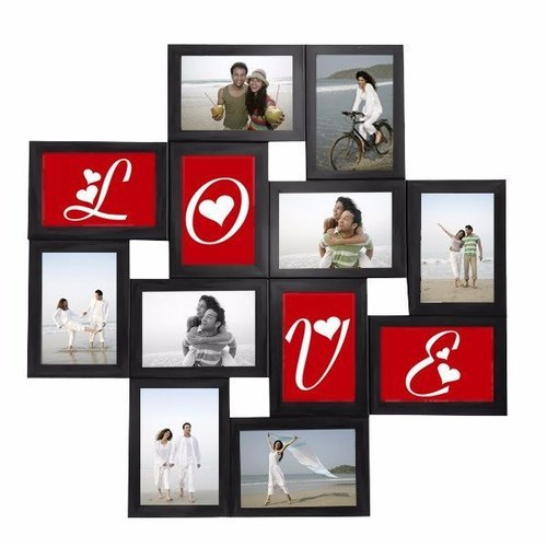 12 Photos 4x6 Collage Frame at Rs 2000 /piece | कोलाज ...