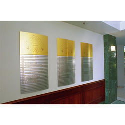 Way Finding Directory Signage