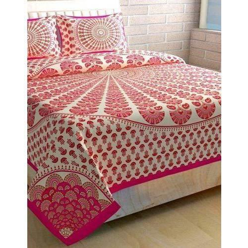 Jaipuri Print Bed Sheets
