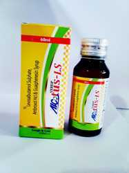 Levosalbutamol Sulphate Syrup