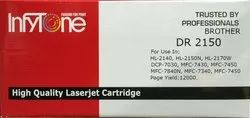 Brother DR 2150 (DR 2150) Compatible Black Toner Cartridge for Brother Printers