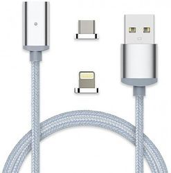 2 in 1Magnetic Charging Cable