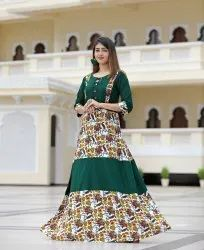 Fancy Designer Long Kurti
