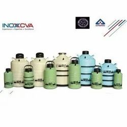 Inoxcva Veterinary Liquid Nitrogen Container