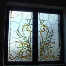 Stained Window Glass