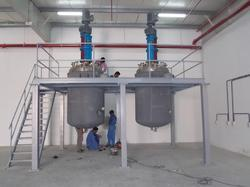 In-Line Static Mixers