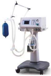 Emergency Ventilator, Model No:-Brace -7