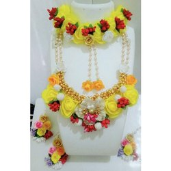Yellow flowers Jewellery