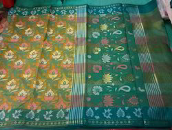 Fancy Banarasi Organza Saree