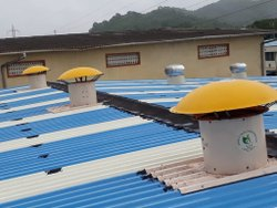 Powerless Air Ventilator