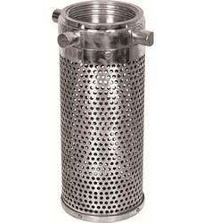 Suction Metal Strainer