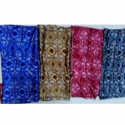 Krishna Fabric Printed Satin Fabrics