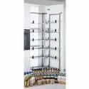 Glass Pantry Unit