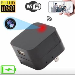 Plastic Day & Night WiFi Socket, For Security, Number Of Sockets: 2