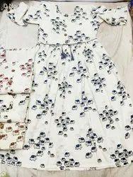 Cotton Printed Kurtis