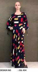 Flair Gown Kurti