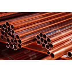 Round Mumbai Copper Pipe for Air Condition