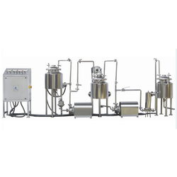 Sugar Syrup Manufacturing Plant