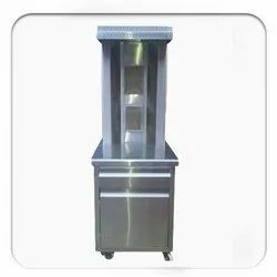 Shawarma Machine Stand Type