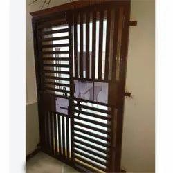 Cast Iron Main Door