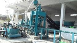 Fully Automatic Fly Ash Brick And Paver Block Making Machine