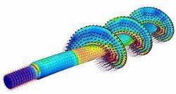 Complex structure Online/Offline Finite Element Analysis Services