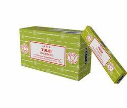 Satya Tulsi Incense Sticks 15 Gram Pack