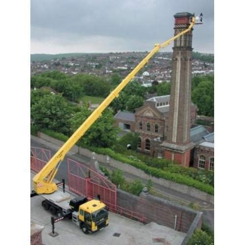Tower Crane Diesel JLG Sky Lift Hiring, Rental Duration: >1 Day