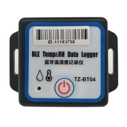 Temperature & Humidity Data Logger with Bluetooth