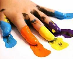Iris Water Based Paint Pigment Color