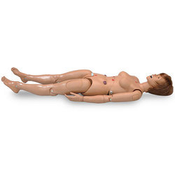 Hospital Training Manikin with Ostomy