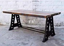 Industrial Furniture - Industrial Vintage Table