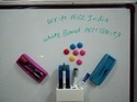 Non Foldable Magnetic White Marker Board