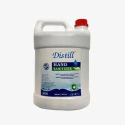 Distill Hand Sanitizer   5 ltr