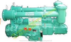 Air Power 10-20 HP Gas Compressor, Maximum Flow Rate (CFM): 2500 Kg Per Hours, Model Name/Number: Apc Ha2