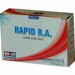 Rapid Ra (Latex Slide Test Kit)