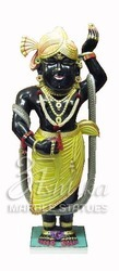 Marble Shreenath Statue