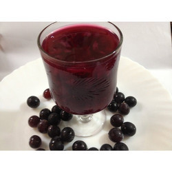 Frozen Red Grapes Pulp
