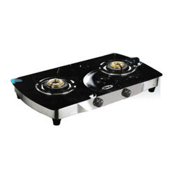 SS Body 2 Burner Gas Stove