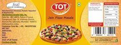 Jain Pizza Masala, Packaging Size: 50g, Packaging Type: Bottle