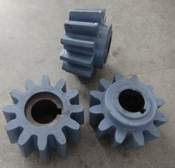 Devika 12 Teeth, 40mm Bore CI Sprocket For Concrete Mixer, For Industrial