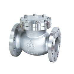 Check Valve Swing Type Flanged End